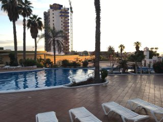 Wonderful apartment with great view, Playa Paraiso