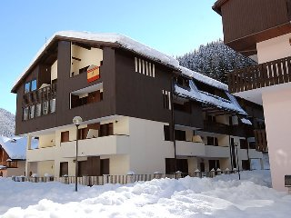 1 bedroom Apartment in Canazei, Trentino-Alto Adige, Italy : ref 5059082