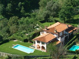 Villa Alba Lake Como Villa rental, self catered villa rental Lake Como, Italian