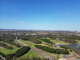 Two Bedroom Apartment with Stunning City View, Sydney Olympic Park