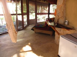 Organic Yoga Eco resort  in the Mayan jungle, Akumal