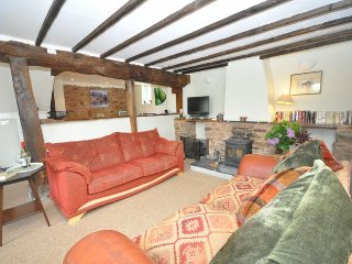 WAROU Cottage in Crediton, Tedburn St. Mary