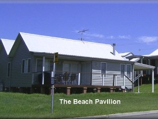 Surfspray Beach Pavilion SurfSpray Beach Pavilion - Resort Accommodation 2 nights, Cams Wharf