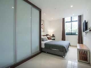 Master Room & private bathroom 4 in Terrace house, Singapore