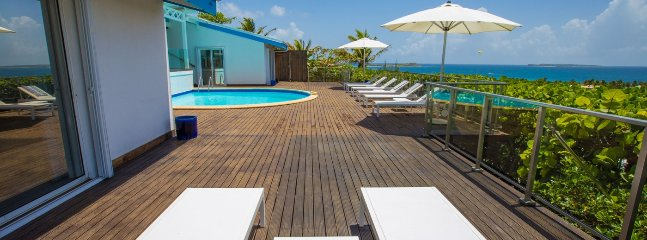 Villa Mango 4 Bedroom SPECIAL OFFER, Orient Bay