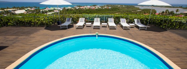 Villa Mango 2 Bedroom SPECIAL OFFER, Orient Bay