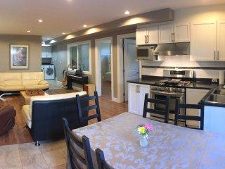 Large 2 Bedroom Full Basement Suite Next to a Park, Vancouver