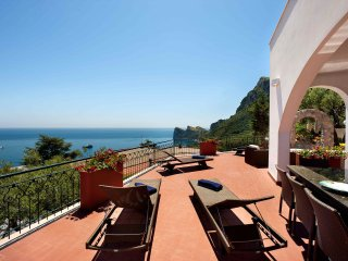 Villa Sea Breeze, Marina del Cantone