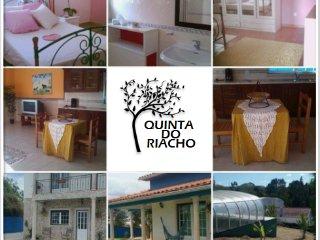 Quinta do Riacho, Salir de Matos