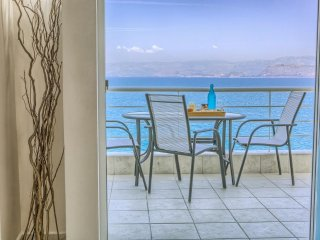 Kiveri Apartments - Sea View, Big balcony, 2 Bedrooms,1 Bathroom,75sqm