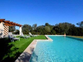 Finca moderna con piscina en Ariany