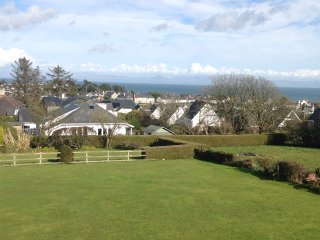 Abersoch holiday home with stunning views