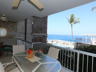Ocean View, 2bd/2ba, Gorgeous Unit, Close to Town #128, Kailua-Kona