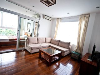 Two Lake (West Lake + Truc Bach Lake) 1br Apartmen, Hanói