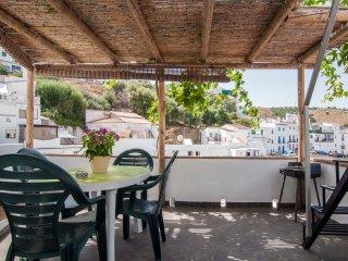 Casa con piscina climatizada y vistas increíbles!, Cómpeta