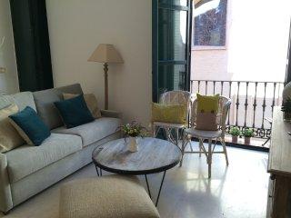 Apartamento con dos habitaciones ubicado en centro, Sevilha