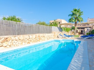 CAS PADRINS - Villa for 6 people in Santanyi