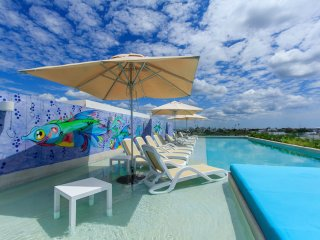 Playa vacation rentals | A-Nah Penthouse, Playa del Carmen