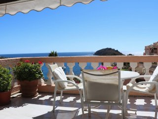Stunning Front Line Penthouse with Sea Views, Santa Ponsa
