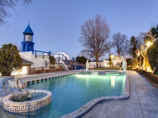 Duplex con agua termal, Granada