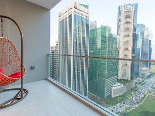 Awesome Modern Downtown 1 Bedder w Views, Singapur