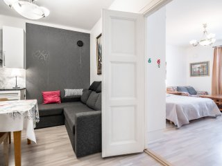 Spacious & comfortable Kamppi residence, 3 BR, in the center of Helsinki