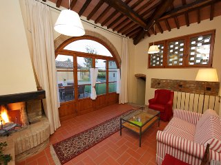 FIENILE COTTAGE, 8-9 pers, Wi-Fi, SwimmingPool, Montespertoli