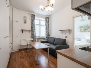 Comfortable 1 bedroom  appartment in city center