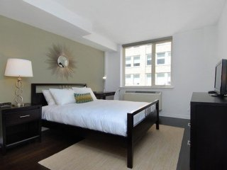 Furnished 1-Bedroom Apartment at 1st Avenue & E 62nd St New York, Nueva York