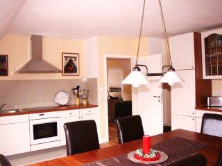 Große Wohnung im Norden Münchens