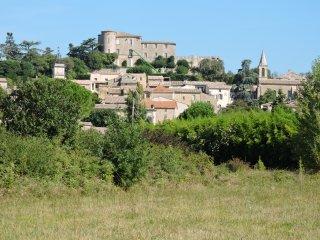 maison a l orè du village au pays d Uzès pont-gard, La Bastide d'Engras