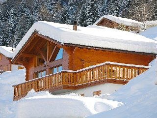 3 bedroom Villa in Ovronnaz, Valais, Switzerland : ref 2296544, Chamoson