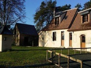 Le Petit Grammont, Saint-Mars-d'Outille