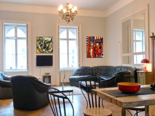 ARTY LOFT - comfortable 82 sqm in Budapest Center