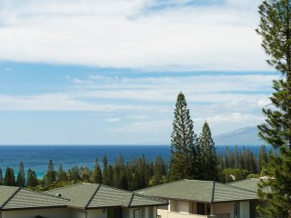 Enjoy Breathtaking Ocean and Sunset Views in the Prestigious Kapalua Resort