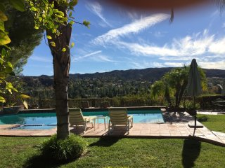 Very private, quiet, secluded, million$ view!, Los Angeles