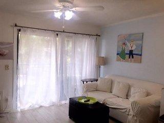 Seaside Villa 245 - 1 Bedroom 1 Bathroom Oceanside Flat  Hilton Head