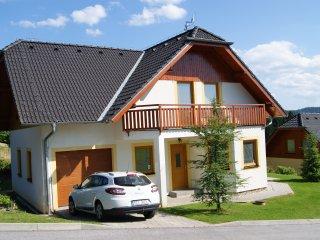 Villa Gamma op loopafstand van meer en skipiste, Lipno nad Vltavou