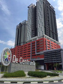 Homestay Kayangan in De Centrum Tower