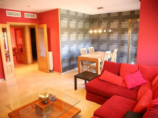 Apartamento para ejecutivos, viajeros y familia, Zaragoza