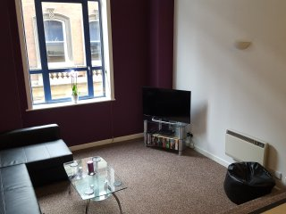 Worcester City Serviced Apart Flat 5