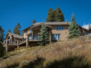 Elk Crossing Estate - Fabulous high end estate with river and mountain views!, Keystone