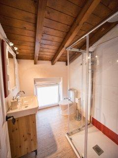 Baño en la planta superior