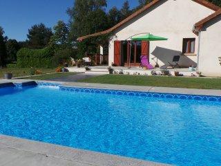 Luxury Villa/Gite, Bussiere-Galant