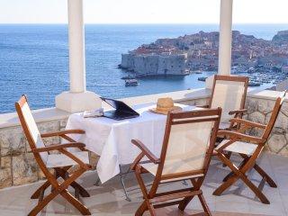Apartments Sevelj - Comfort Studio with Terrace