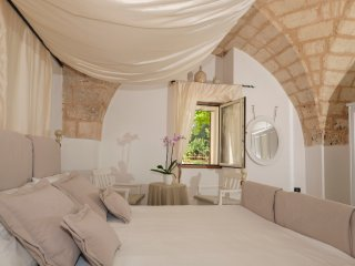 A different holiday in a authentic Apulian house: Masseria Pagliamonte, San Vito dei Normanni