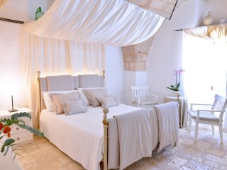 A different holiday in a authentic Apulian house: Masseria Pagliamonte