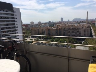 un habitacion lujo cerca del mar, Barcelone