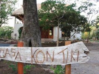 Casa Kon Tiki 4bd/5ba - Hacienda Iguana, Nicaragua, Tola