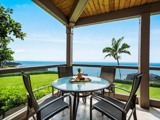KKSR2204 DIRECT OCEANFRONT CORNER UNIT!!! 2nd Floor, Wifi, BREATHTAKING VIEW!, Kailua-Kona